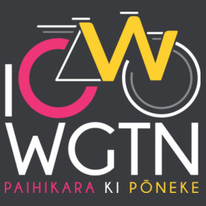I Cycle WGTN - Mens Staple T shirt Design