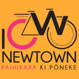 I Cycle Newtown - Kids Youth T shirt Design