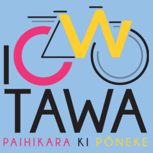 I Cycle Tawa - Kids Youth T shirt Design