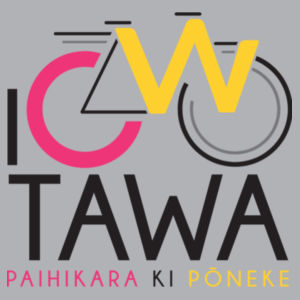 I Cycle Tawa - Womens Wafer T shirt  Design