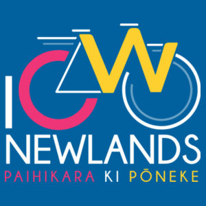 I Cycle Newlands - Kids Youth T shirt Design