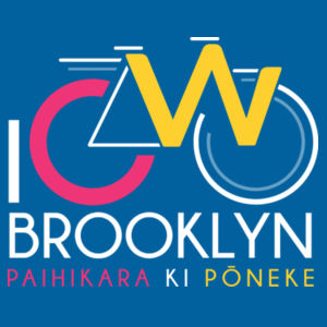 I Cycle Brooklyn - Mens Staple T shirt Design