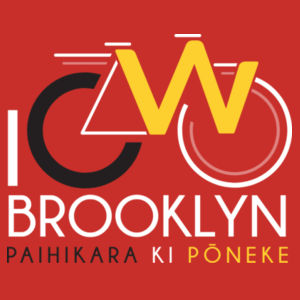 I Cycle Brooklyn - Kids Youth T shirt Design